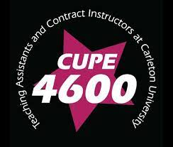 CUPE 4600 logo